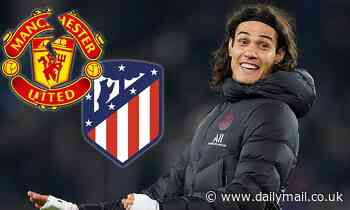 Man United 'made move for Edinson Cavani' but were told PSG star is heading to Atletico Madrid