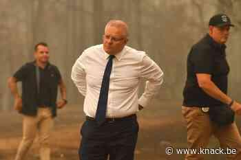 Australische premier afgestraft voor aanpak bosbranden