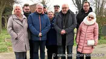 SPD Broistedt gedenkt der Opfer des Nationalsozialismus
