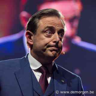 Bart De Wever (N-VA): 'PS wil liever regering waar zij de baas is'