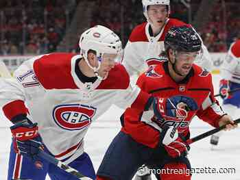 Capitals at Canadiens: Five things you should know