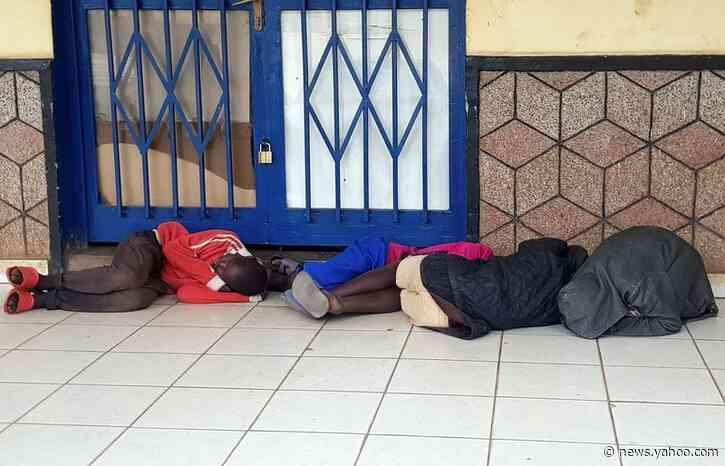 Rwanda detaining, abusing street children: rights group