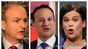 Fianna Fail and Fine Gael 'open' to debate with Sinn Fein