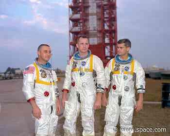On This Day in Space: Jan. 27, 1967: Apollo 1 fire kills NASA astronauts