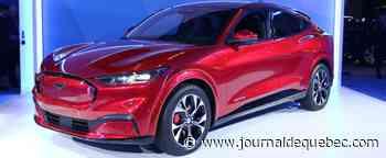 Cinq choses à savoir sur l'infodivertissement du Ford Mustang Mach-E