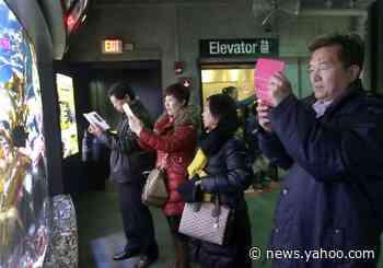 China virus outbreak rams global tourism, costing billions