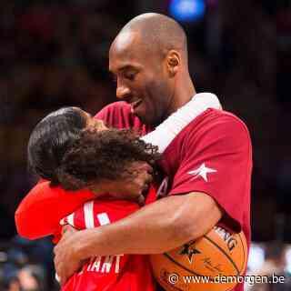Gianna Bryant (13), dochter van NBA-legende Kobe Bryant, deelde ook haar vaders liefde voor basketbal
