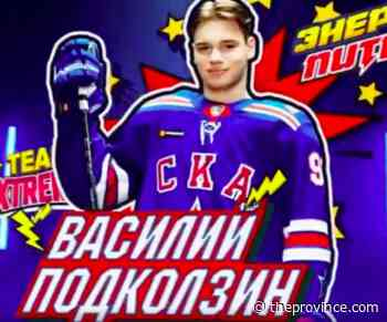 Canucks prospects tracker: Podkolzin pulls through, Comets burn out