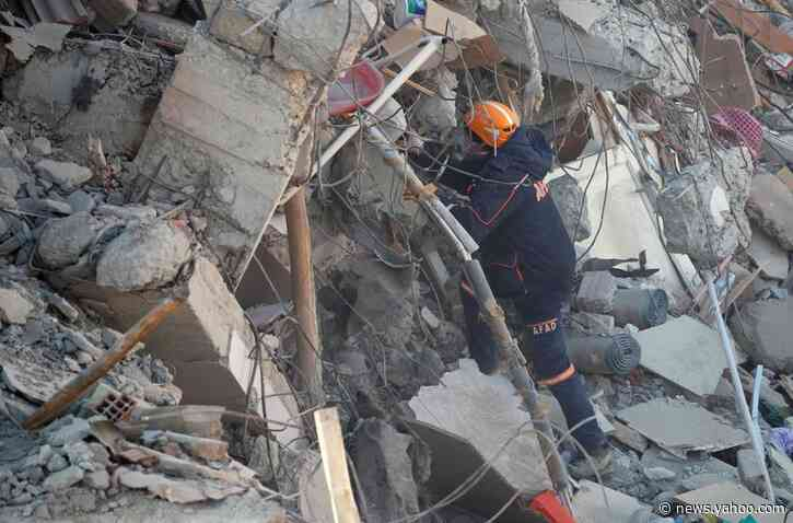 Two more missing after Turkey quake kills 39