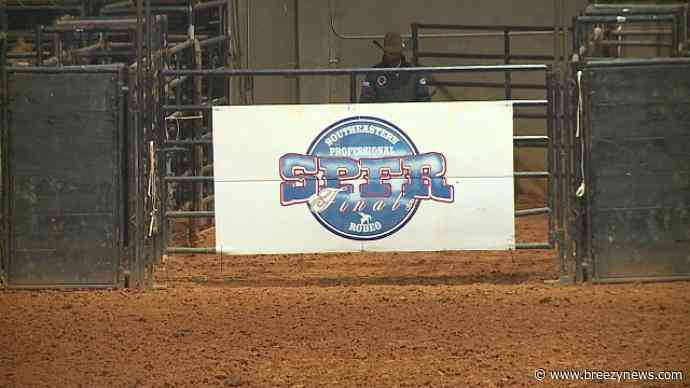 SE Professional Finals Rodeo returning to Neshoba County Coliseum this weekend (Audio)