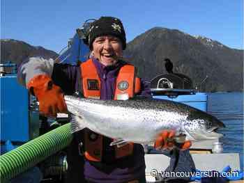 Green collaboration nets B.C. fish farm certification milestone