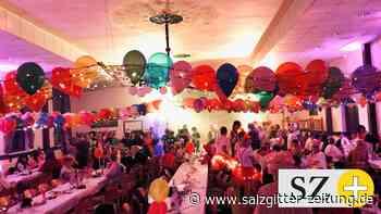 Bunter Party – Bortfelder feiern wieder Fasching