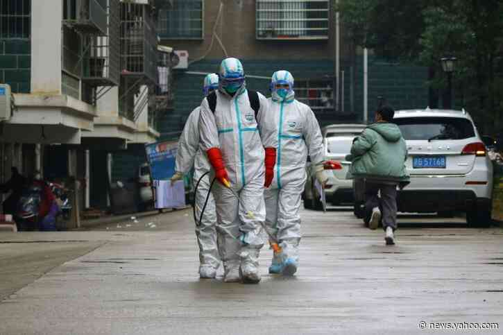 Global concerns grow as China virus spreads
