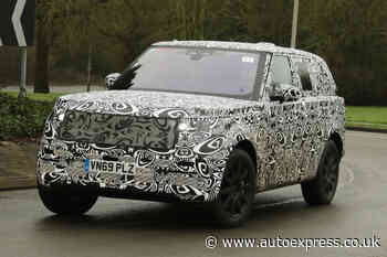 New 2022 Range Rover Sport spied testing for first time