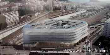 Voici à quoi va ressembler le parking-relais de Pont-Michel à Nice