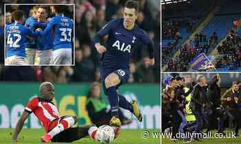 Things we learned from FA Cup fourth-round weekend
