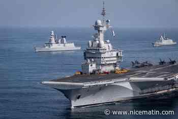 """Le porte-avions """"Charles-de-Gaulle"""" est parti combattre Daech: voici les 4 navires qui assurent sa protection"""