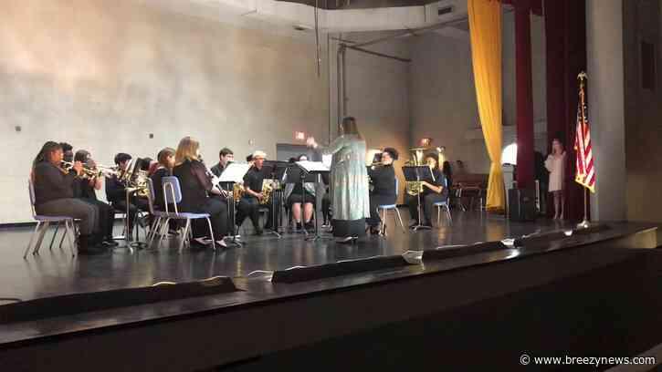 Video: KFEE highlights Skipworth Performing Arts Center