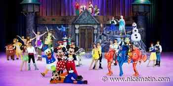 """La magie de """"Disney sur glace"""" de retour à Nice mardi et mercredi"""