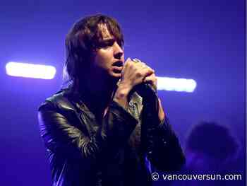 Concert announcement: The Strokes return to stage with Vancouver date in March