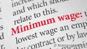 21 states raise minimum wage to start 2020