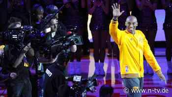 NBA-Gigant Kobe Bryant: Ein Basketball-Leben für die Rekordbücher