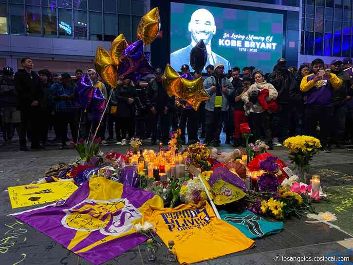 Local Radio Stations To Pay Tribute To Kobe Bryant With Moment Of Silence At Noon