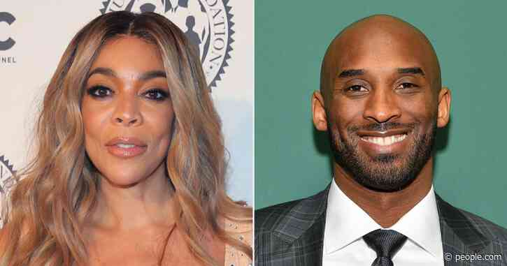 Wendy Williams Tearfully Remembers Kobe Bryant: 'A Good Husband and a Good Father'