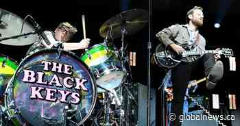 The Black Keys, The Sheepdogs to embark on 10-date Canadian tour