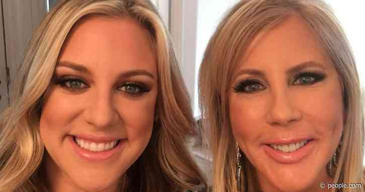 Vicki Gunvalson's Daughter Briana Culberson Speaks Out After Her Mom Quits RHOC: 'It's Very Sad'