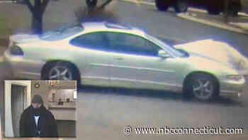 Windsor Locks Police Seek Bank Robbery Suspect
