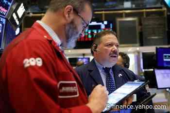 Stock market news live: Stocks close lower as coronavirus death toll rises