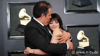 Rührende Grammy-Performance: Camila Cabello bringt Vater zum Weinen