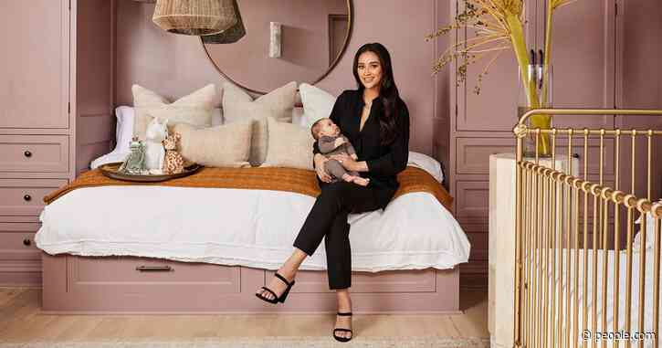 Inside Shay Mitchell's Dreamy Redesigned L.A. House (Including the Sweet Touches in Her Daughter's Nursery)