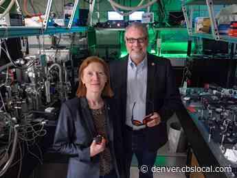 Boulder Husband & Wife Awarded Prestigious Physics Award