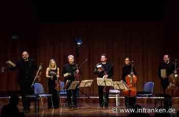 Sestetto Stradivari startete Deutschland-Tournee in Coburg