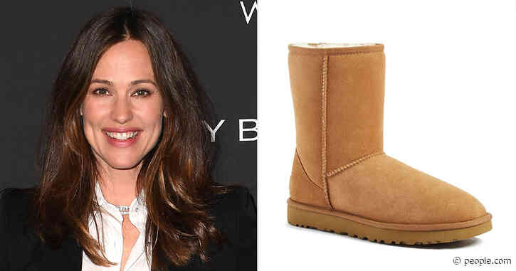 Jennifer Garner Wore Ugg Boots on a Coffee Run — and You Can Shop Them at Nordstrom