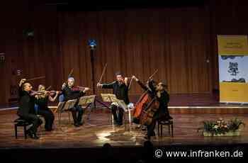 Sestetto Stradivari aus Rom: schwelgerische Klänge beim Coburg-Gastspiel