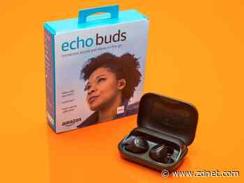 Amazon Echo Buds go on sale: Save $40 on the wireless earbuds