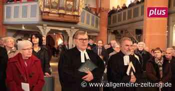 Armsheimer Pastor wird verabschiedet