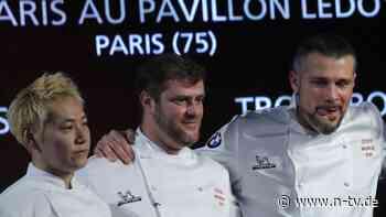 Spitzensport Kochen: Frankreich hat neue Drei-Sterne-Restaurants