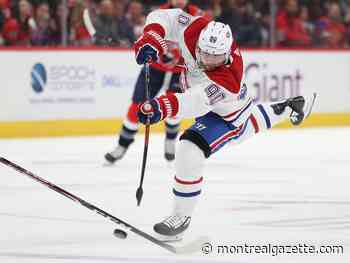 Liveblog: Habs host Capitals in first match post All-Star break
