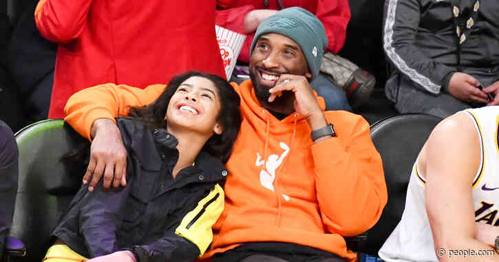 Kobe Bryant and Daughter Gianna, 13, Went to Church Together Hours Before Fatal Helicopter Crash