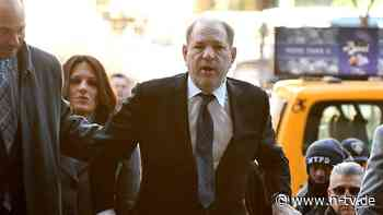 Prozess gegen Harvey Weinstein: Frau schildert mutmaßliche Vergewaltigung