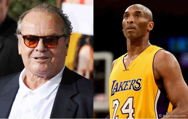 Jack Nicholson gives rare interview to pay tribute to late basketball icon Kobe Bryant