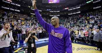Montreal basketball fans mourn the sudden loss of NBA legend Kobe Bryant