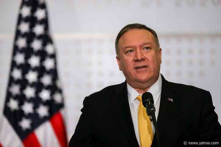 U.S. State Department bars NPR reporter from Pompeo's upcoming trip after testy interview