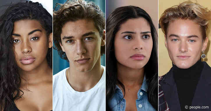 Saved by the Bell Reboot Casts Zack Morris' and Jesse Spano's Kids