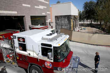 North Las Vegas sinking firehouse lawsuit will continue in court