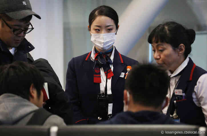 Flight With U.S. Citizens Arriving From Wuhan, China Could Be Headed For Ontario Airport